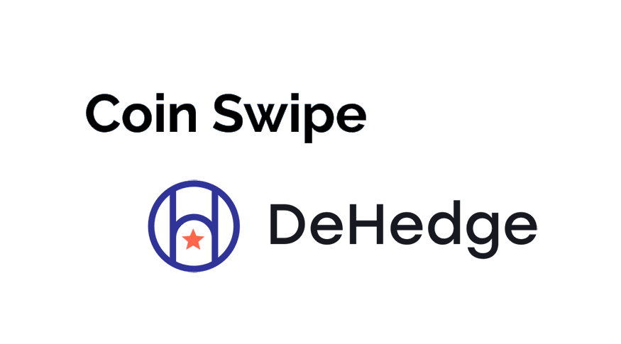"""Coinswipe and DeHedge join efforts on """"CUSIP"""" for token identification """"CUTIP"""""""
