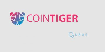 CoinTiger adds QURAS (XQC) to exchange booster program