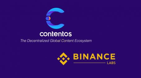 Decentralized global content ecosystem Contentos gets backing from Binance Labs