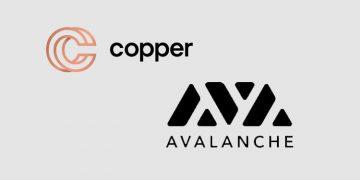 Crypto custody and management platform Copper integrates Avalanche (AVAX)