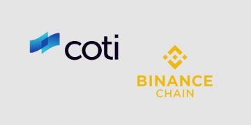 COTI now provides BEP2 token payment gateway for merchants