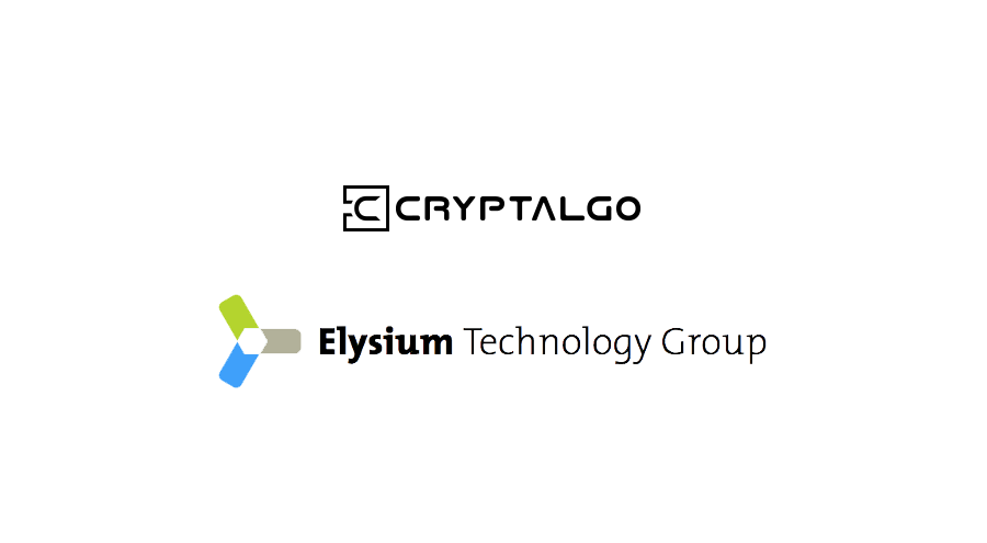 Elysium andCRYPTALGOform crypto tradingpartnership for institutions
