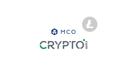 CRYPTO.com adds support for litecoin (LTC) to the MCO Wallet app