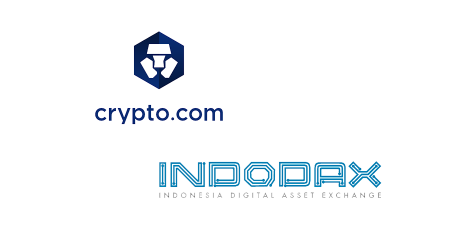 Crypto.com Chain Token listed on Indonesian crypto exchange Indodax