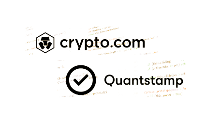 Quantstamp secures Crypto.com's new payment blockchain