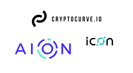 Blockchain ecosystem CryptoCurve integrates with Aion and ICON ahead of ICO