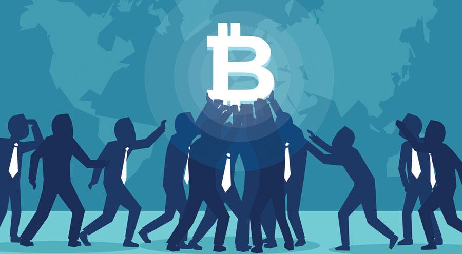 Crypto Messiah Lifts Community Spirits