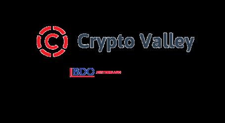 Crypto Valley Association welcomes BDO Switzerland as Strategic Partner