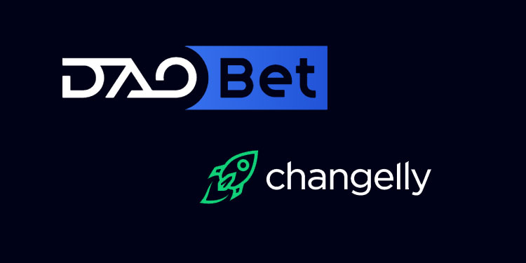 DAOBet's blockchain wallet integrates Changelly for in-app exchange solution