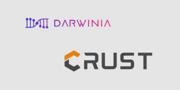 Cross-chain Polkadot bridge Darwinia collaborates with decentralized storage network Crust