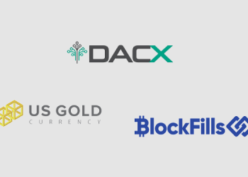 DACX, US Gold and Blockfills launch crypto-gold and fiat stablecoin-gold markets