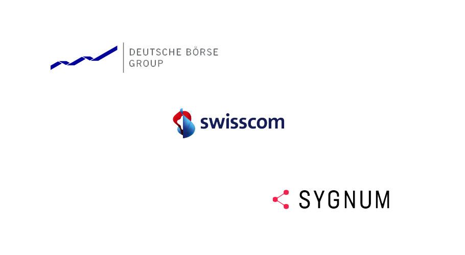 Deutsche Börse, Swisscom and Sygnum partner to build digital asset ecosystem