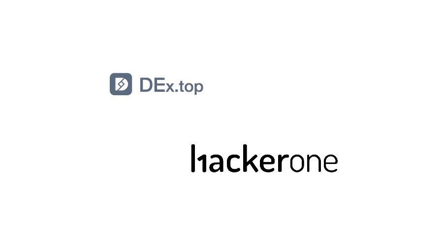 DEx top and HackerOne complete bug bounty for user asset protection