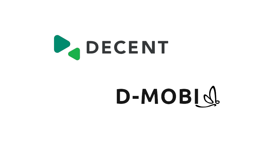decent and dragonfly launch mobile blockchain powered