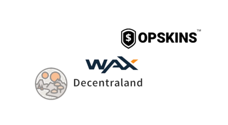 Blockchain based virtual world Decentraland partners with WAX and OPSkins