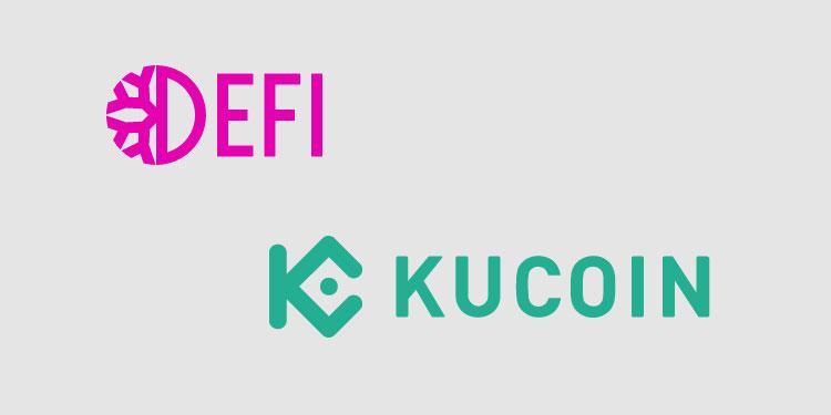 DeFiChain (DFI) token staking launches on KuCoin