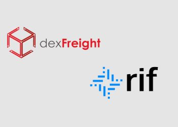 dexFreight integrates RIF blockchain solutions to decentralize logistics