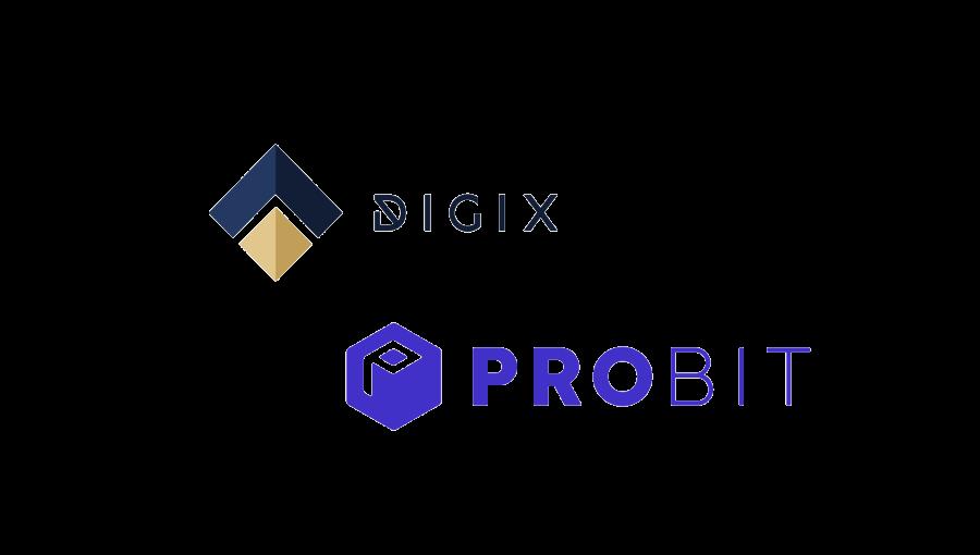 Gold-backed token DGX listed on Korean crypto exchange ProBit