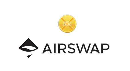 DGX gold tokens now available on ERC20 exchange AirSwap