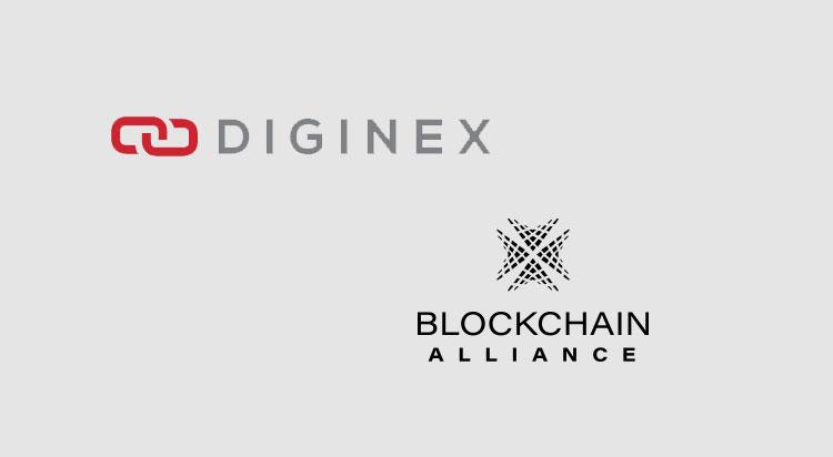 Diginex Blockchain Alliance
