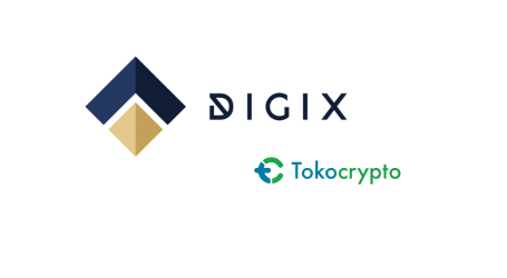 Gold backed Digix (DGX) token listed on Indonesia's Tokocrypto exchange