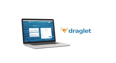 draglet's bitcoin exchange and ICO platform source code now for sale