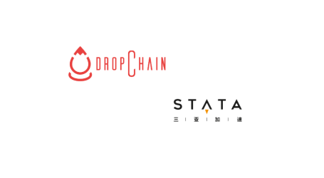 DropChain seals partnership with Chinese state-backed blockchain accelerator STATA