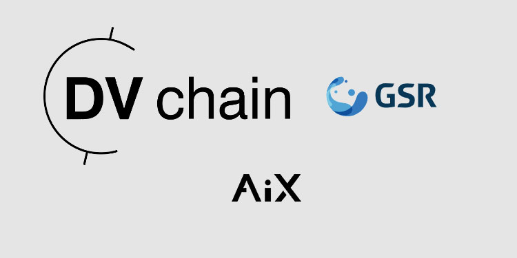 AiX completes first bitcoin trade with DV Chain and GSR Markets