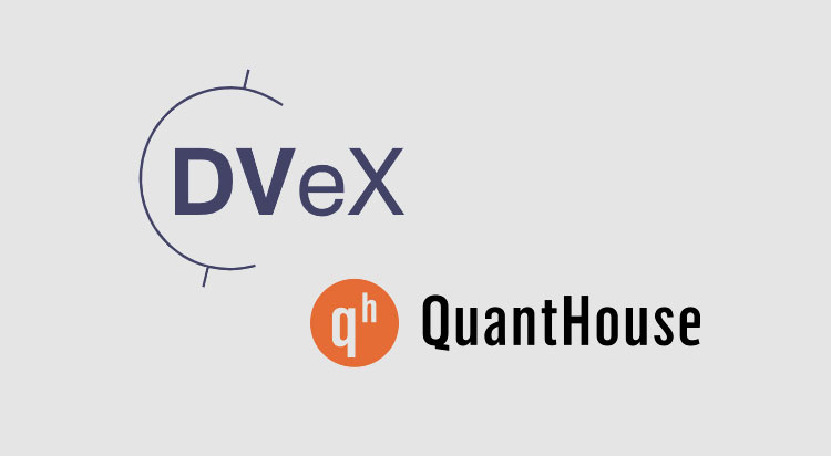 DV Chain selects QuantHouse for distribution of its Dvex crypto exchange solution