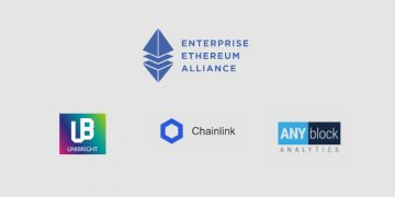 Unibright, Chainlink and Anyblock Analytics join forces to form new EEA working group