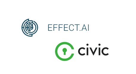 Secure identity protocol Civic to be added to Effect.AI Network