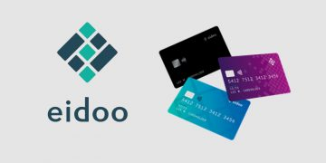 Cryptocurrency wallet app Eidoo opens pre-orders for new debit card