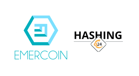 Bitcoin cloud miner Hashing24 to secure accounts with Emercoin blockchain service