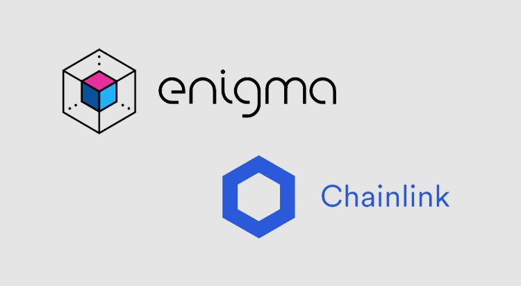 Blockchain privacy protocol Enigma and Chainlink explore use-cases
