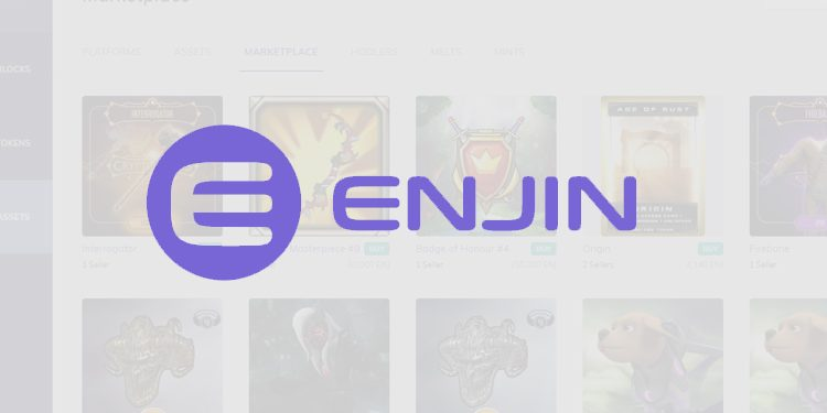 Enjin's blockchain gaming asset marketplace now live