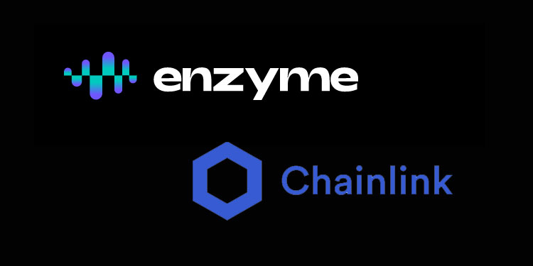Crypto asset management app Enzyme integrates Chainlink