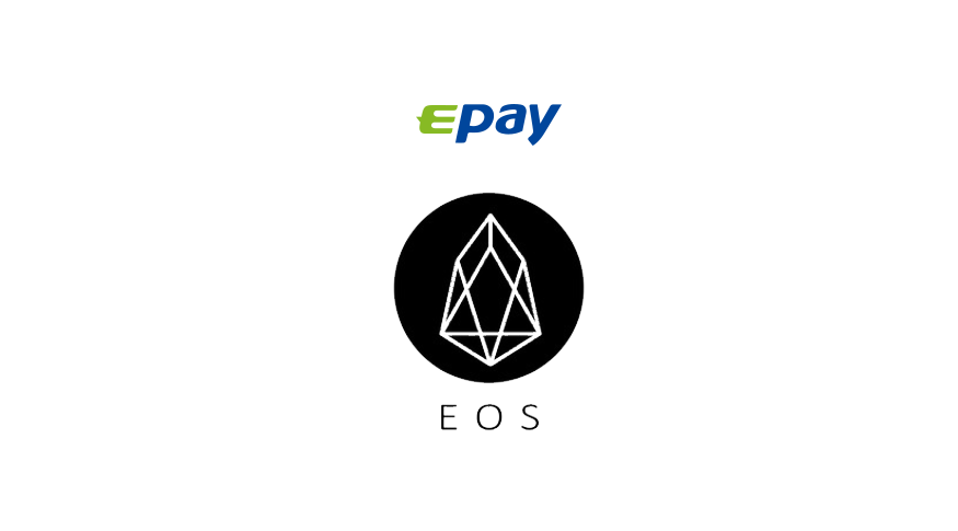 Epay digital wallet now supporting EOS