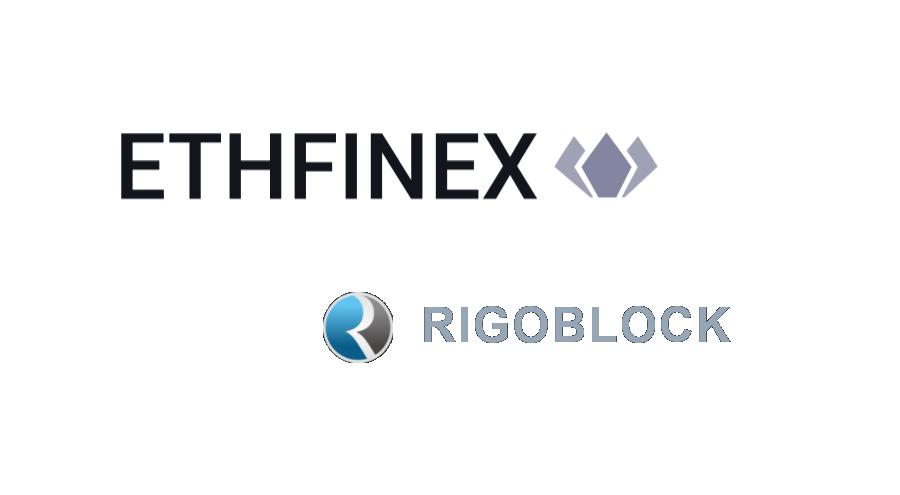 Ethfinex integrating RigoBlock's token fund infrastructure