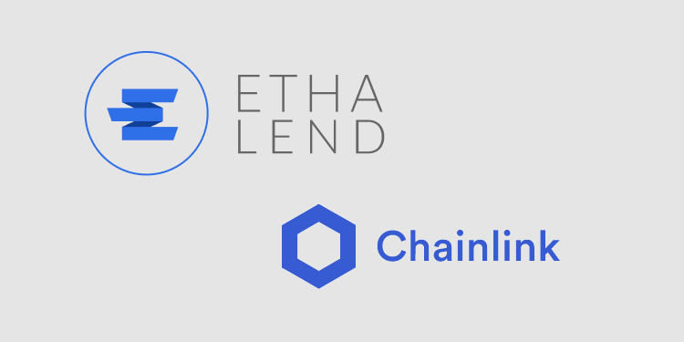 ETHA Lend implementing Chainlink Keepers to automate yield harvesting on Ethereum
