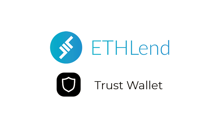 ETHLend now optimized for mobile via Trust Wallet DApp Browser
