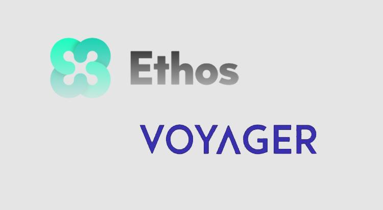 Ethos token rebrands to Voyager token CryptoNinjas