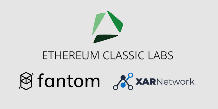 Ethereum Classic Labs teams with Fantom and Xar Network to bring DeFi to ETC