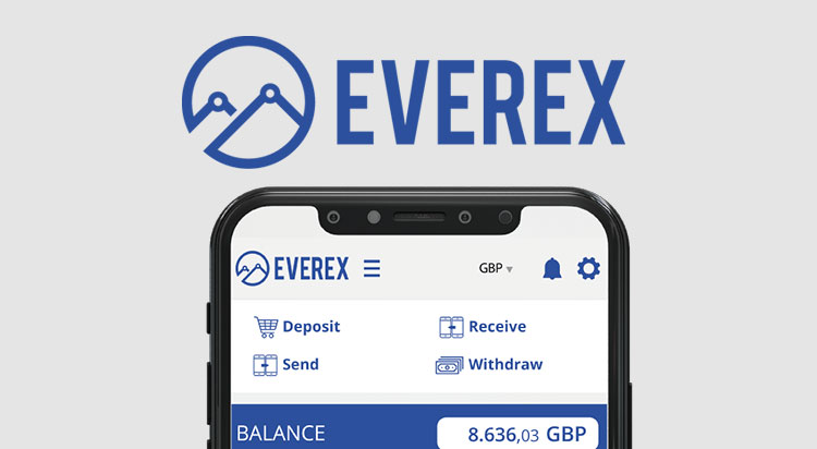 Everex blockchain-powered money transfer app launches for the UK