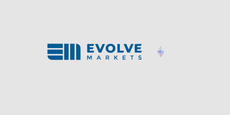 Ether (ETH) accounts now supported on crypto margin trading platform Evolve Markets