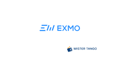 Crypto exchange EXMO partners with European payments company Mistertango
