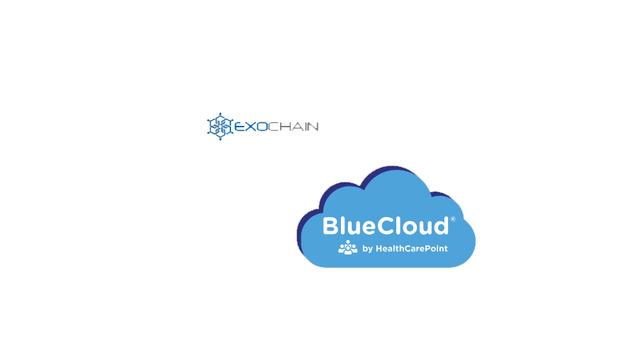 BlueCloud to use Exochain for blockchain identity security in healthcare industry