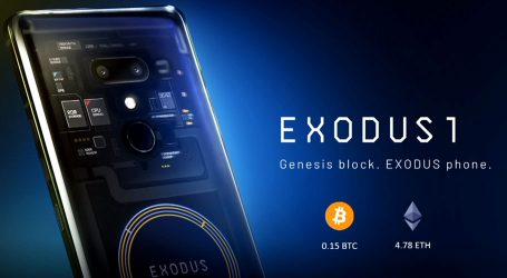 HTC opens reserve sign up for Exodus blockchain phone