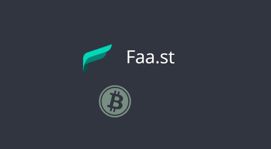 Crypto exchange app Faa st launches market maker program to earn BTC