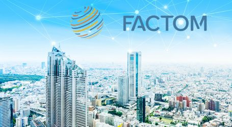 DHS awards Factom $192k to secure Internet of Things (IoT) data
