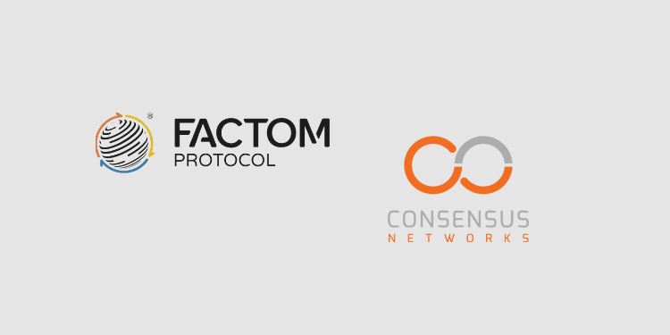 Health data-sharing platform HealthNet to launch on Factom blockchain